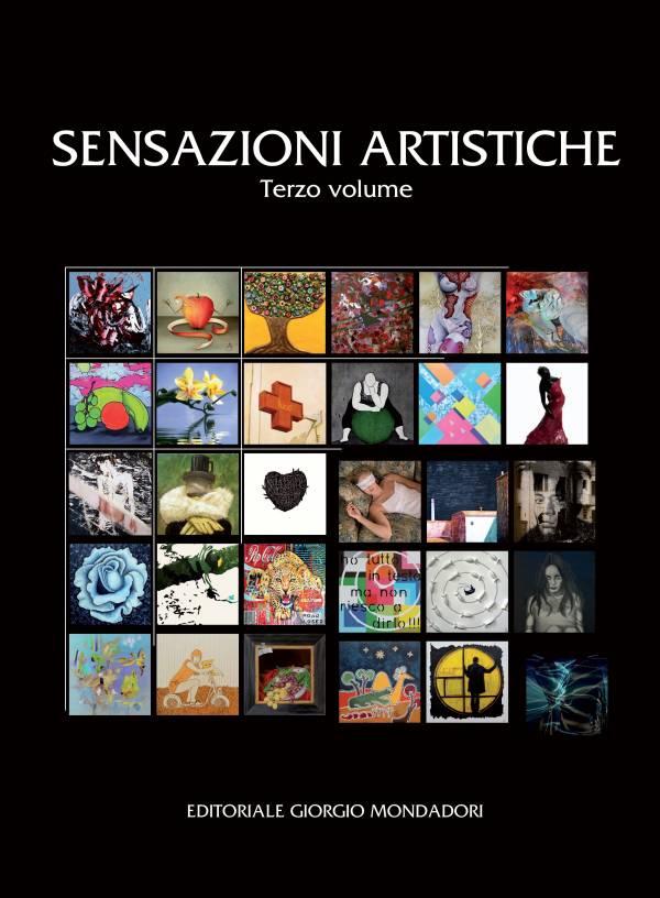 sensazioni artistiche 3° volume - ed. Giorgio Mondadori